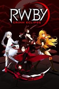 Carátula del juego RWBY: Grimm Eclipse