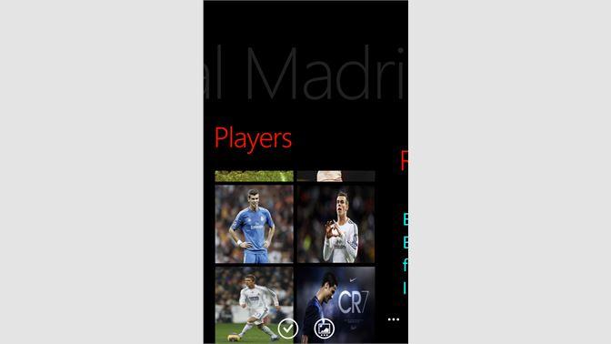 Weihnachtskalender Real.Get Real Madrid Lockscreen Microsoft Store