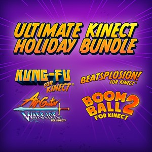 Ultimate Kinect Holiday Bundle Xbox One
