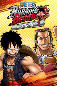 ONE PIECE BURNING BLOOD - Wanted Pack 2