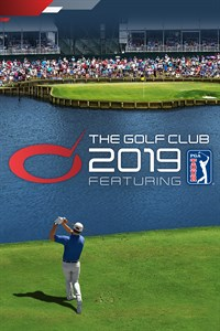 Carátula para el juego The Golf Club 2019 featuring PGA TOUR de Xbox One