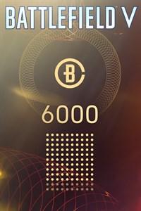 Battlefield™ V - 6.000 moedas de Battlefield