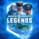 World of Warships: Legends — Iwaki Typhoon Logo