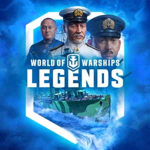 World of Warships: Legends — Tyfonen Iwaki Xbox One