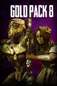 Carátula del juego Gold Skin Pack 8