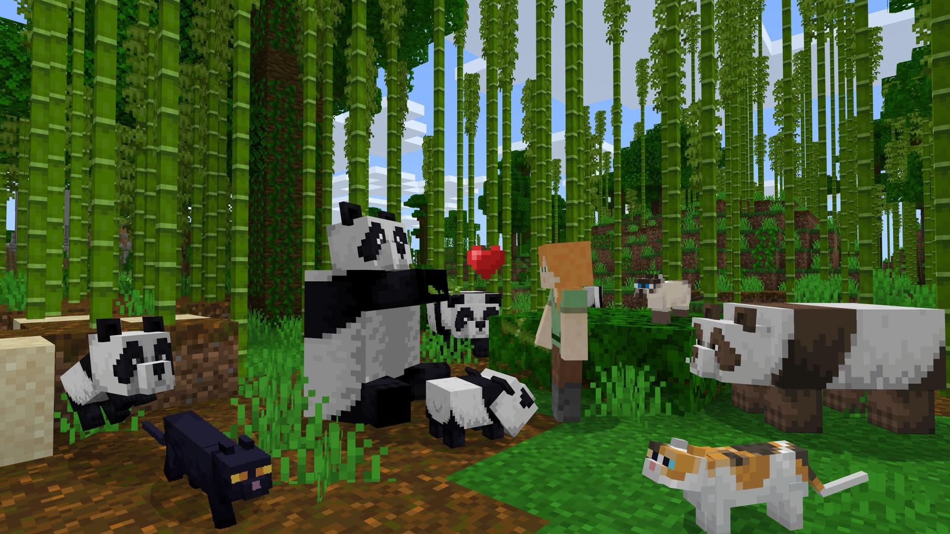 Скриншот №17 к Minecraft Master Collection