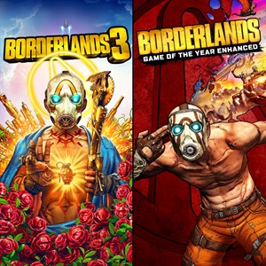 Borderlands 3 & Borderlands Game of the Year Bundle Xbox One