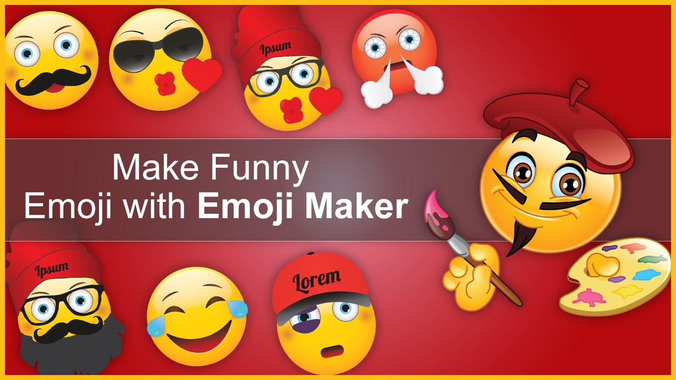 Emoji Maker:Self Moji Maker - Microsoft Store