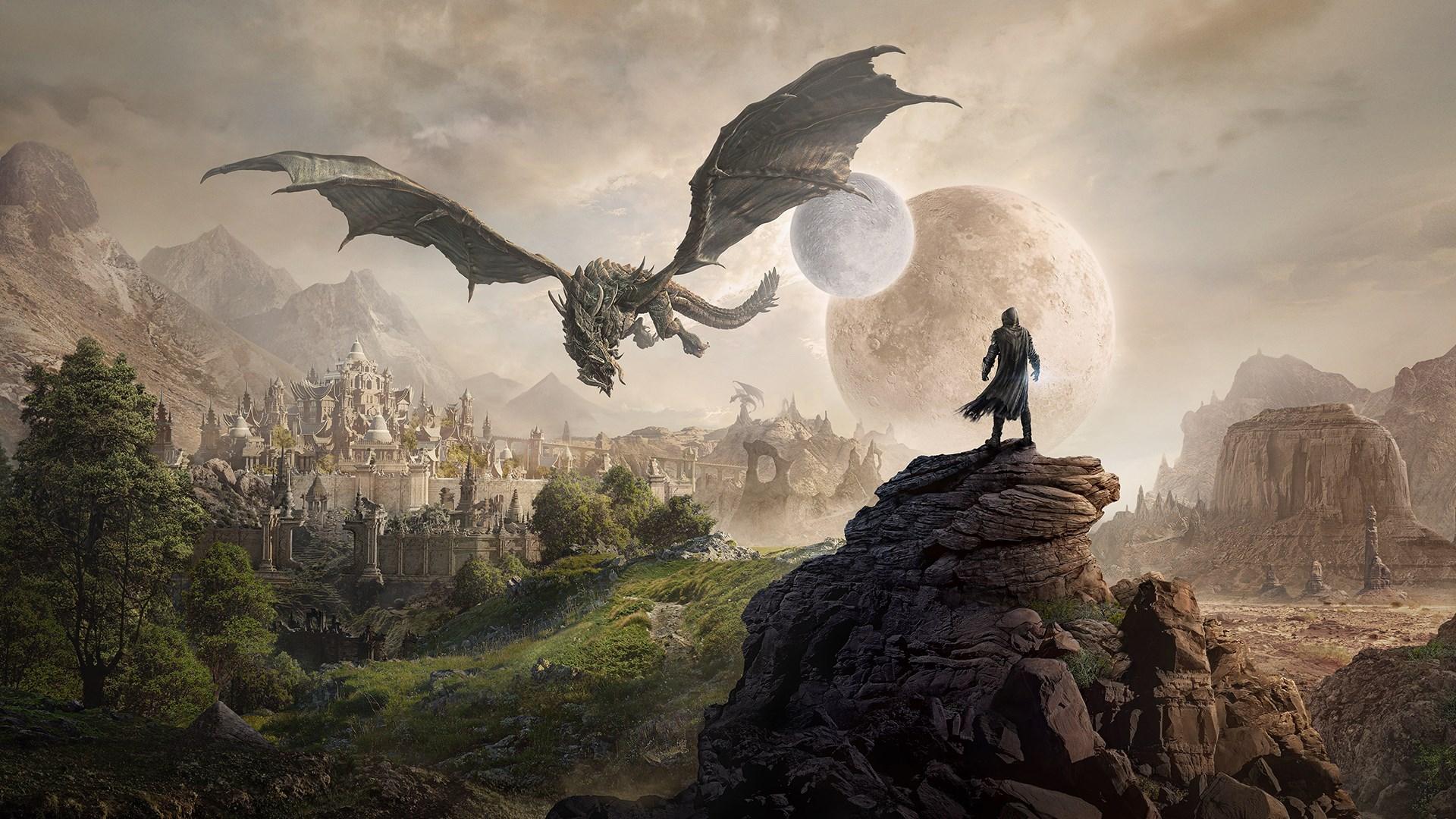 The Elder Scroll Online : Elsweyr