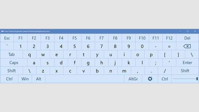 e340fa05553 Get Free Virtual Keyboard - Microsoft Store