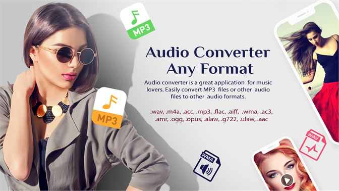 Get Audio Converter Any Format - Microsoft Store