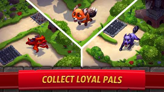Royal Revolt 2: Tower Defense screenshot 5