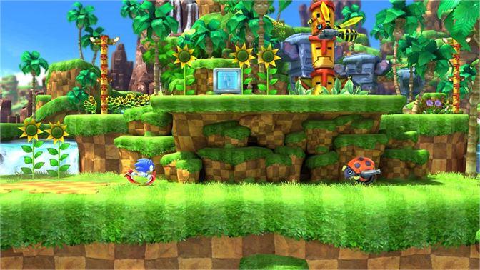 Comprar Sonic Generations - Microsoft Store es-ES