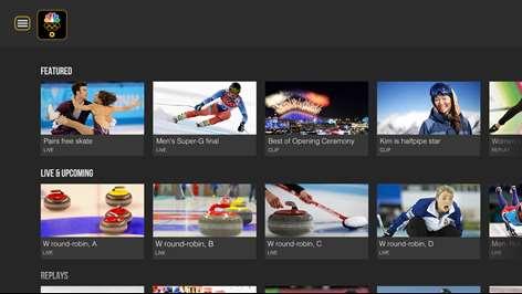 NBC Sports Screenshots 2