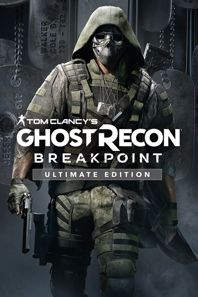 Ghost Recon® Breakpoint - Ultimate Edition
