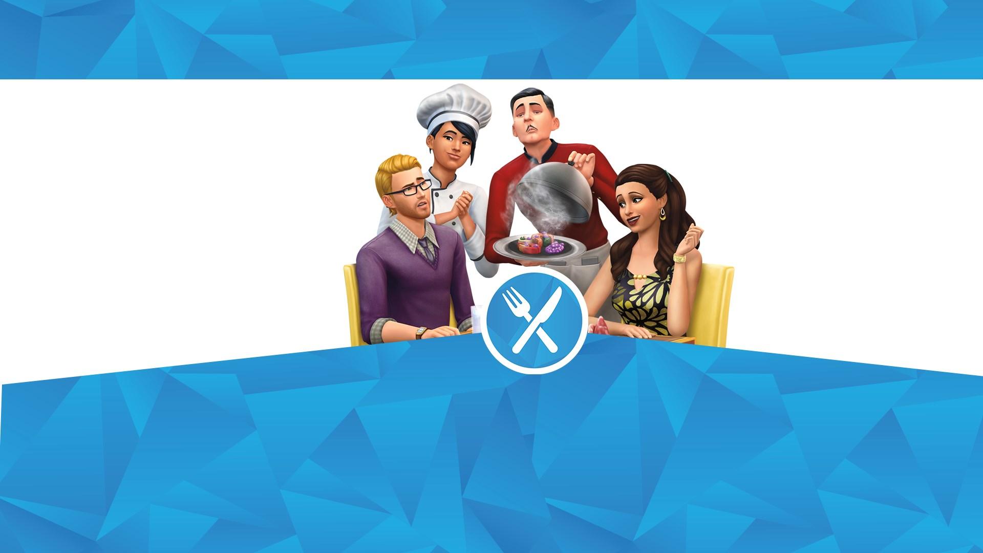 The Sims 4 Escapada Gourmet