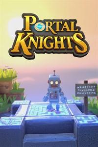Carátula para el juego Portal Knights - Bibot Box de Xbox 360