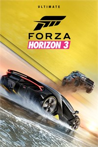 Carátula del juego Forza Horizon 3 Ultimate Edition