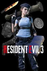Carátula para el juego RESIDENT EVIL 3 All In-game Rewards Unlock de Xbox 360