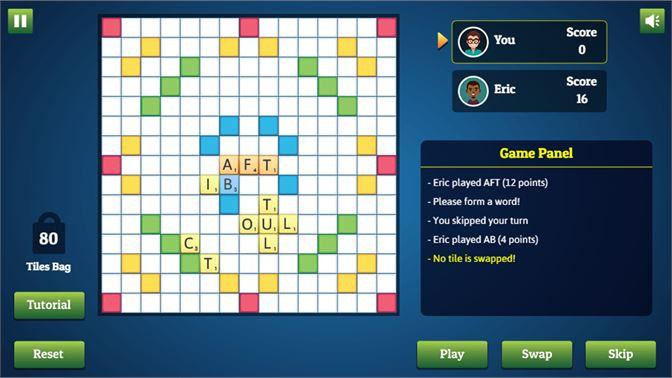 Get Words Scrabble & Friends - Microsoft Store