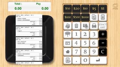 Mobile POS Screenshots 1