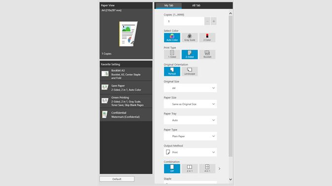 Get KONICA MINOLTA Print Experience - Microsoft Store en-VG