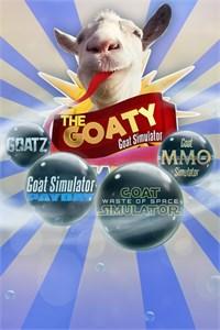 Carátula del juego Goat Simulator: The GOATY
