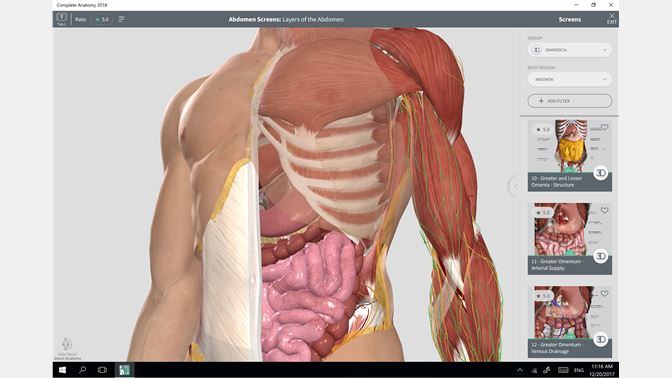 Get Complete Anatomy - Microsoft Store
