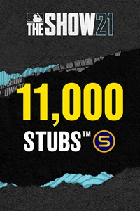 Stubs (11,000) for MLB The Show 21