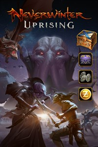 Carátula del juego Neverwinter: Uprising Lancer Pack