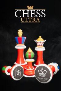 Carátula del juego Chess Ultra X Purling London Nette Robinson Art Chess