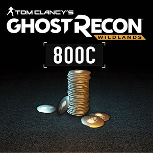 Tom Clancy's Ghost Recon® Wildlands - Credit : Base Pack 800 GR CREDITS Xbox One