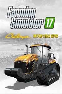 Carátula del juego Challenger MT700E Field Viper