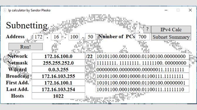 Get IPv4Calc - Microsoft Store