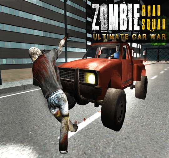 Zombie Roadkill Squad screenshot 3