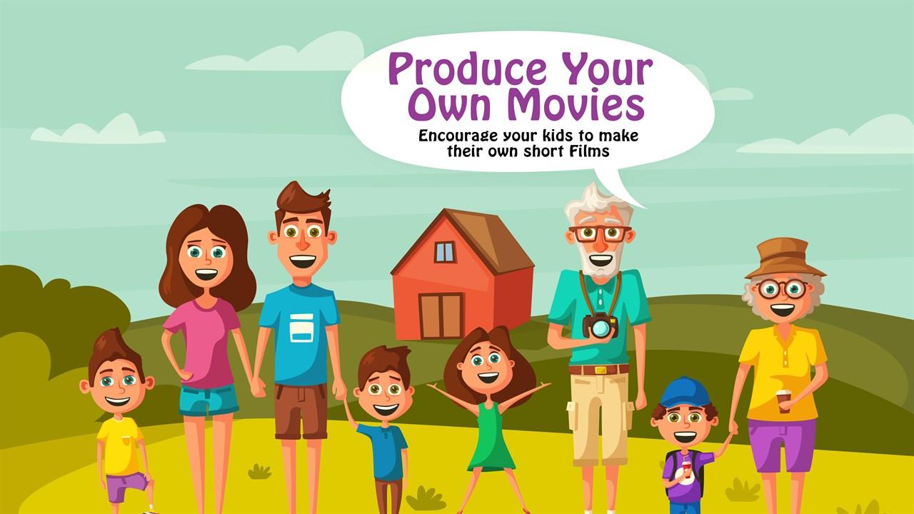 buy movie maker for kids microsoft store en au