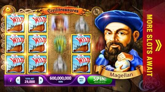 Contact Us - Casino Golf Club Slot Machine
