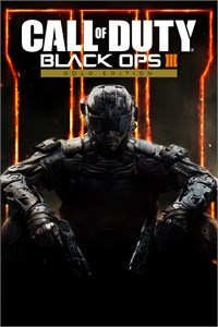 Carátula del juego Call of Duty: Black Ops III - Gold Edition