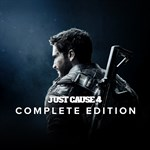 Just Cause 4 - Complete Edition Logo