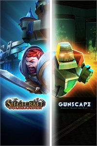 Blowfish Bundle #1 - Gunscape & Siegecraft Commander