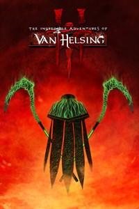 Carátula del juego Van Helsing III: Elementalist Epic Item Set