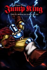 Carátula para el juego Jump King de Xbox 360
