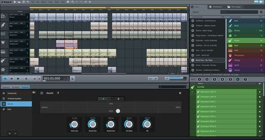 Music Maker Plus Windows Store Edition screenshot 1