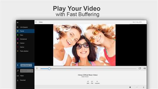 Video & Mp3 Music Downloader for Youtube Videos screenshot 2