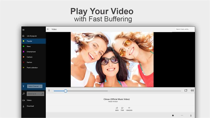 Get Video & Mp3 Music Downloader for Youtube Videos - Microsoft Store