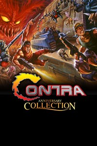 Carátula del juego Contra Anniversary Collection
