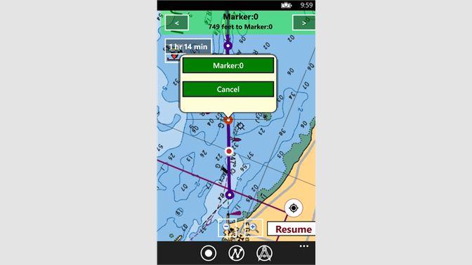 Get i-Boating:Marine/Lakes GPS Nautical Charts - Microsoft Store