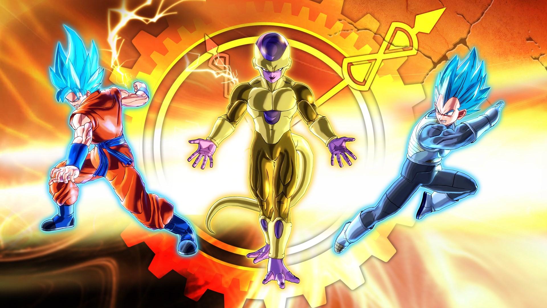 Dragon Ball Z: Resurrection of «F»-Paket