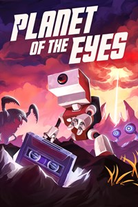 Carátula del juego Planet of the Eyes