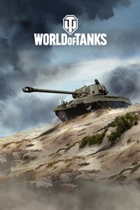 Carátula del juego World of Tanks - T26E3 Eagle 7